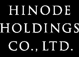 HINODE HOLDINGS CO.,LTD